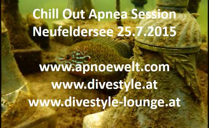 Chill Out Apnea Session 2015